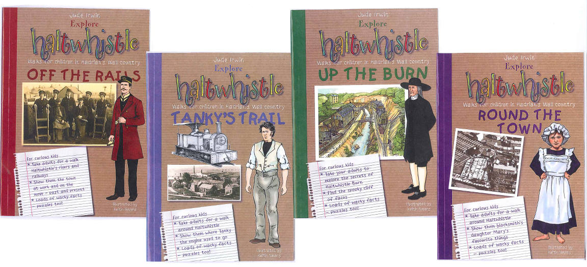 Publications available from the Haltwhistle partnership